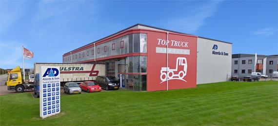 TopTruckNetwerk-historie