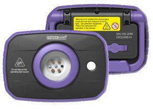 Nu beschikbaar: UV sanitizer van Powerhand