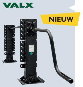 Valx steunpootsets bij Wijlhuizen